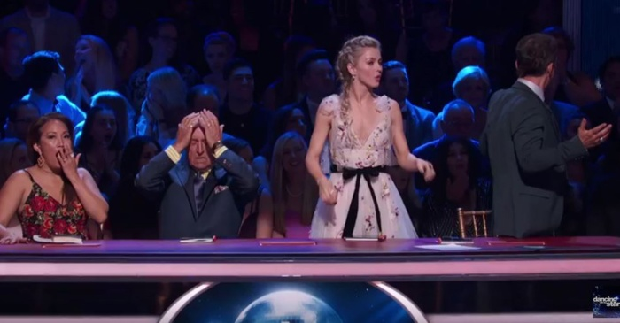 """DWTS"" judges and fans were in utter shock when one dancing duo was eliminated from the competition"