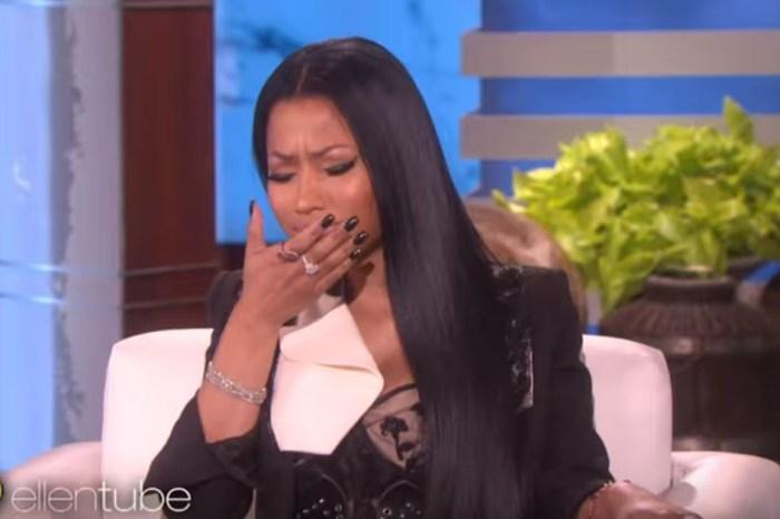 Nicki Minaj was brought to tears when Ellen DeGeneres surprised her with this amazingly generous gift