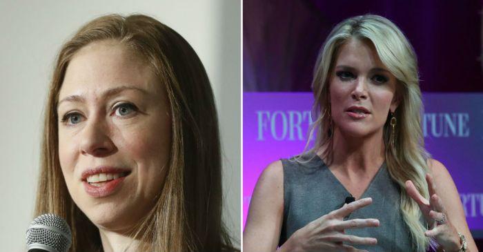 Chelsea Clinton is not happy that Megyn Kelly interviewed Infowars' Alex Jones