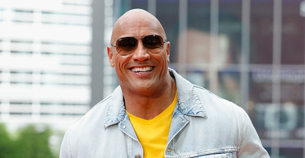 The Rock just stirred up a hilarious Twitter beef — and it was all over an emoji