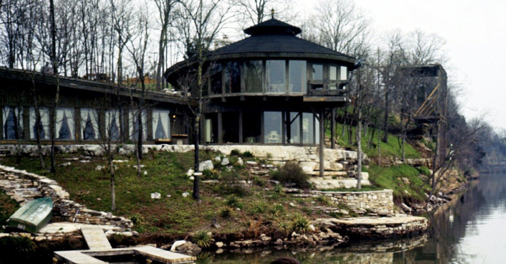 Johnny Cash Lake House