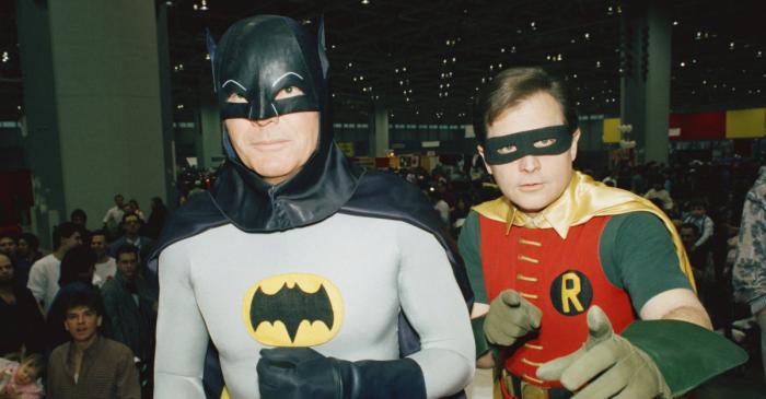 "Adam West's sidekick Burt Ward had a heartbreaking reaction to losing his friend of 50 years, the ""one real Batman"""