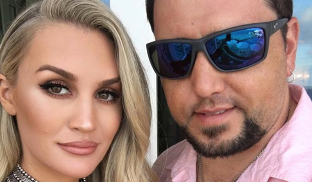 Jason Aldean's expecting wife, Brittany, is a stunning birthday babe in these red-hot photos