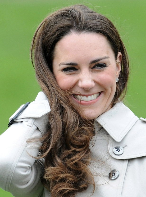 This is how Kate Middleton gets her perfect hair