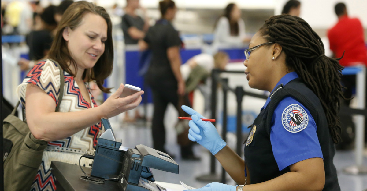 Houston TSA hits record number of screenings in July