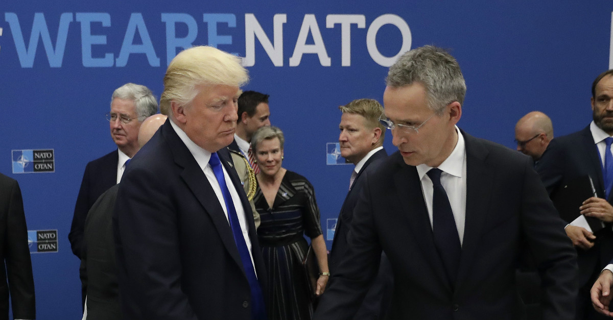 Trump's messy NATO messaging obscures a real case for reform