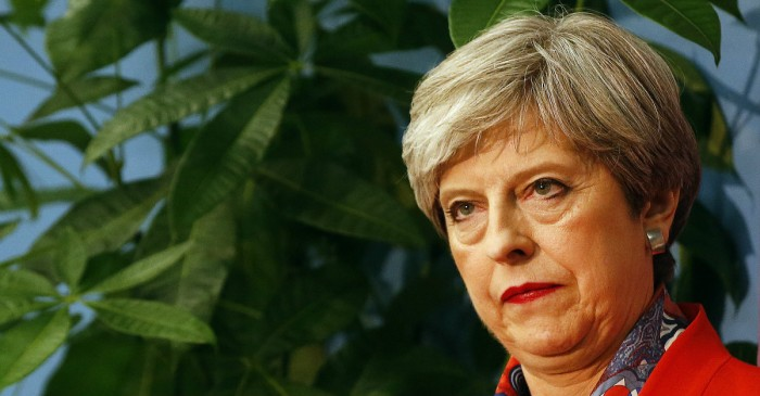 Theresa May's terrible gamble blew up in her face