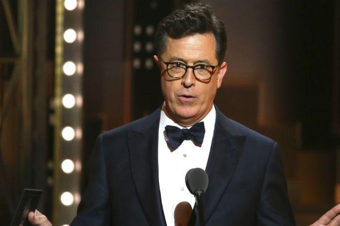 After five months, Stephen Colbert's winning streak has hit a snag