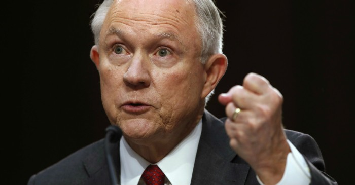 Jeff Sessions is out of step with the majority of Americans on marijuana – including Republicans