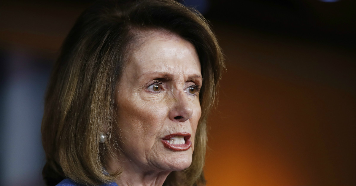 Nancy Pelosi's grip on leadership may be slipping away thanks to younger House Democrats
