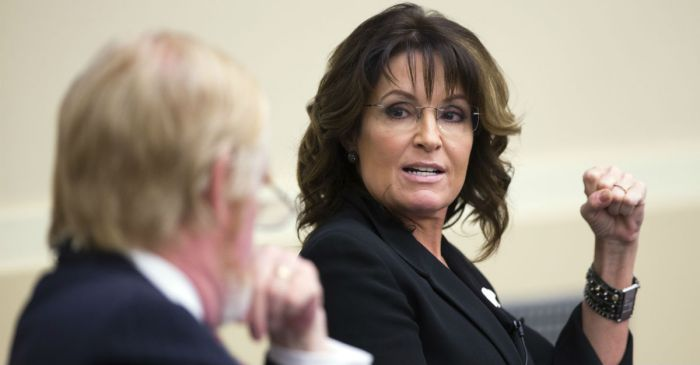 Sarah Palin just received some bad news about her lawsuit against The New York Times