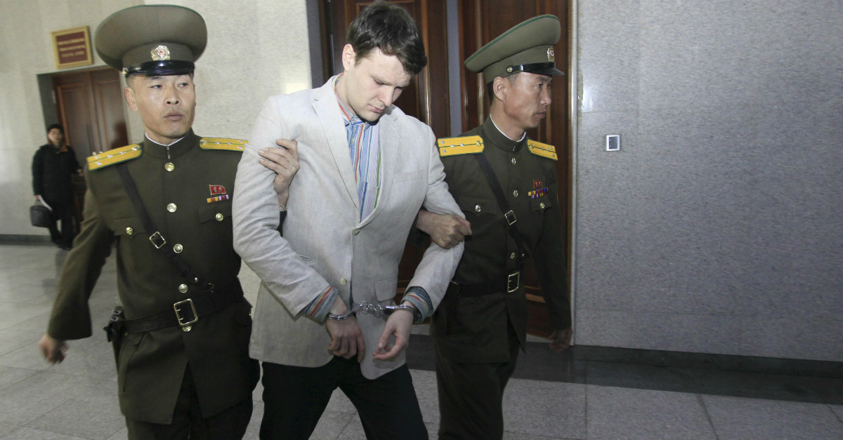 """Otto Warmbier was not a """"frat bro"""" undeserving of sympathy, he was the helpless victim of a murderous regime"""