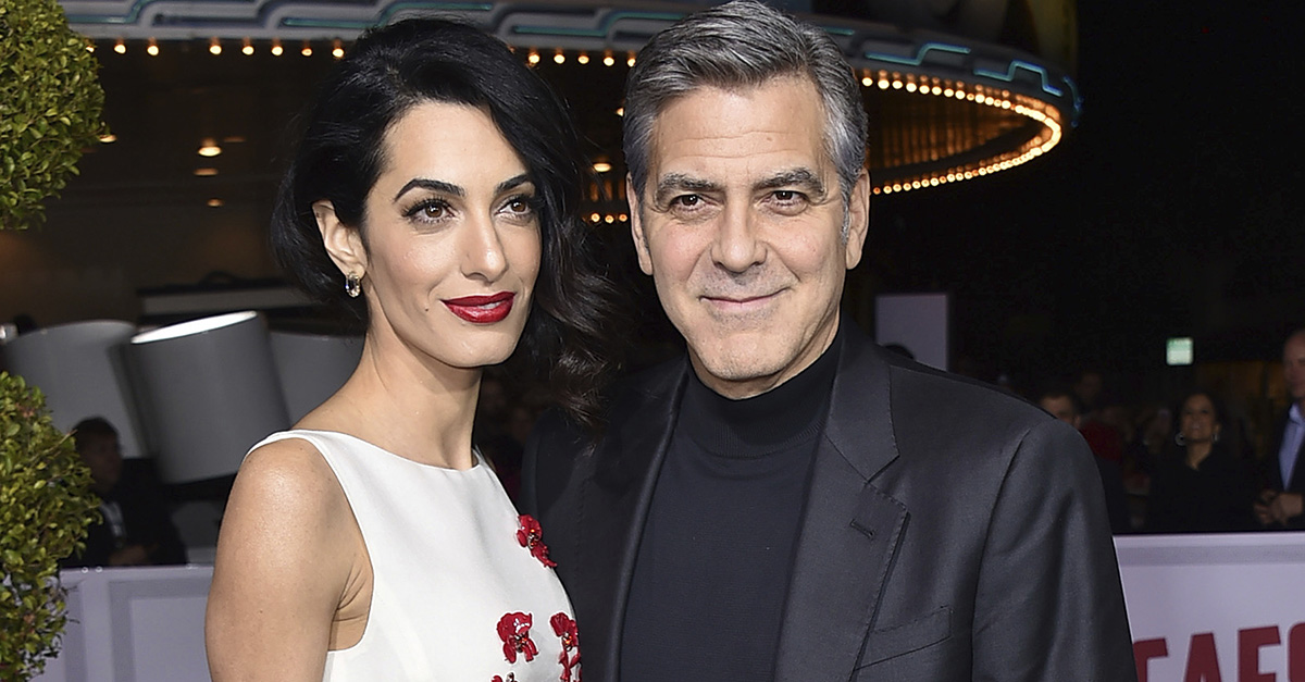 A Relative Of George And Amal Clooney Gushed That She Is A