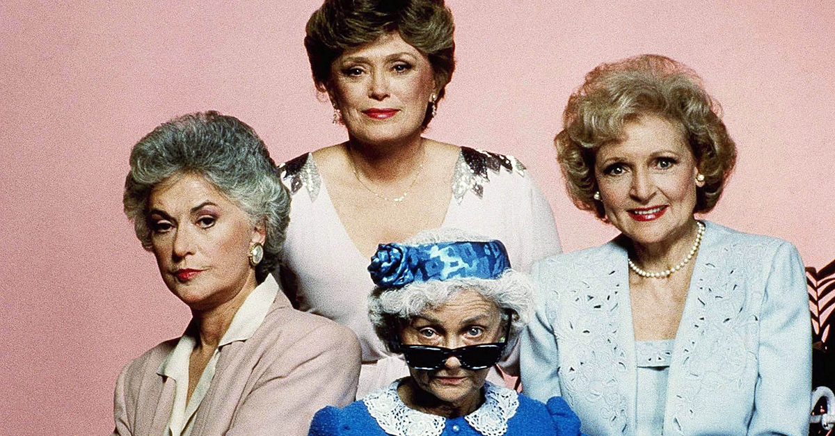 "There might be a ""Golden Girls"" reboot in the works, but it's nothing like you'd expect"