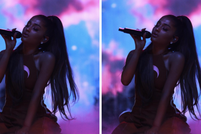 "Ariana Grande brings her emotional cover of ""Somewhere Over the Rainbow"" to Paris as she resumes her tour"