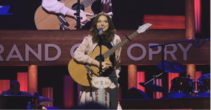 Country music's next new storyteller speaks her truth in the most beautiful way