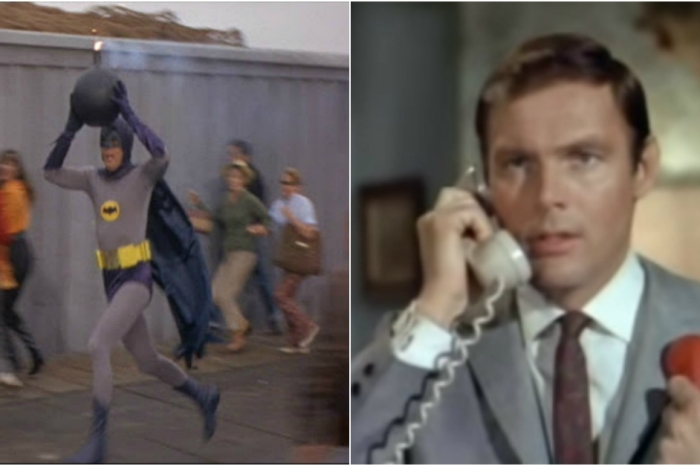 """Remember Adam West fondly with this hilarious scene from the 1966 """"Batman"""" movie"""