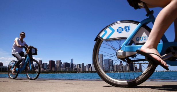 The fastest way to get around Chi Town this summer may be on two wheels with more of these stations being added around Chicagoland