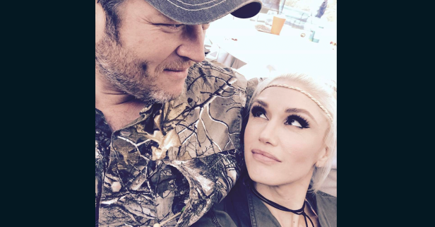 Looks like Blake Shelton and Gwen Stefani had a date night to remember