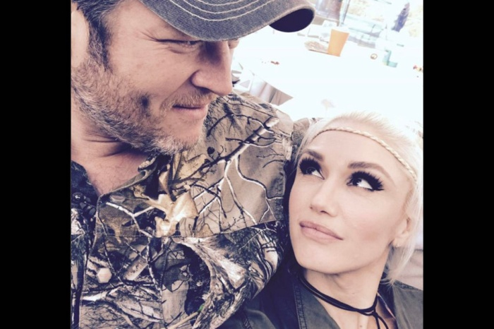 Now we know why Gwen Stefani wasn't with Blake Shelton at the CMT Awards