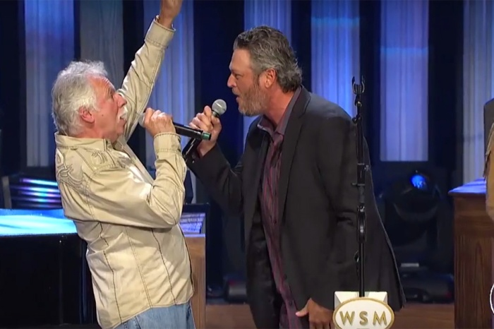 Blake Shelton and the Oak Ridge Boys delivered this unforgettable Opry performance
