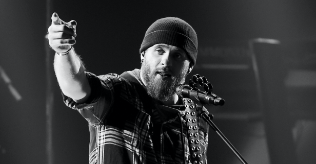 Here's why Brantley Gilbert may never really talk to his parents again
