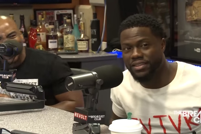 "Kevin Hart says Bill Maher's joke was ""tacky"" but doesn't think the controversial comedian is a racist"
