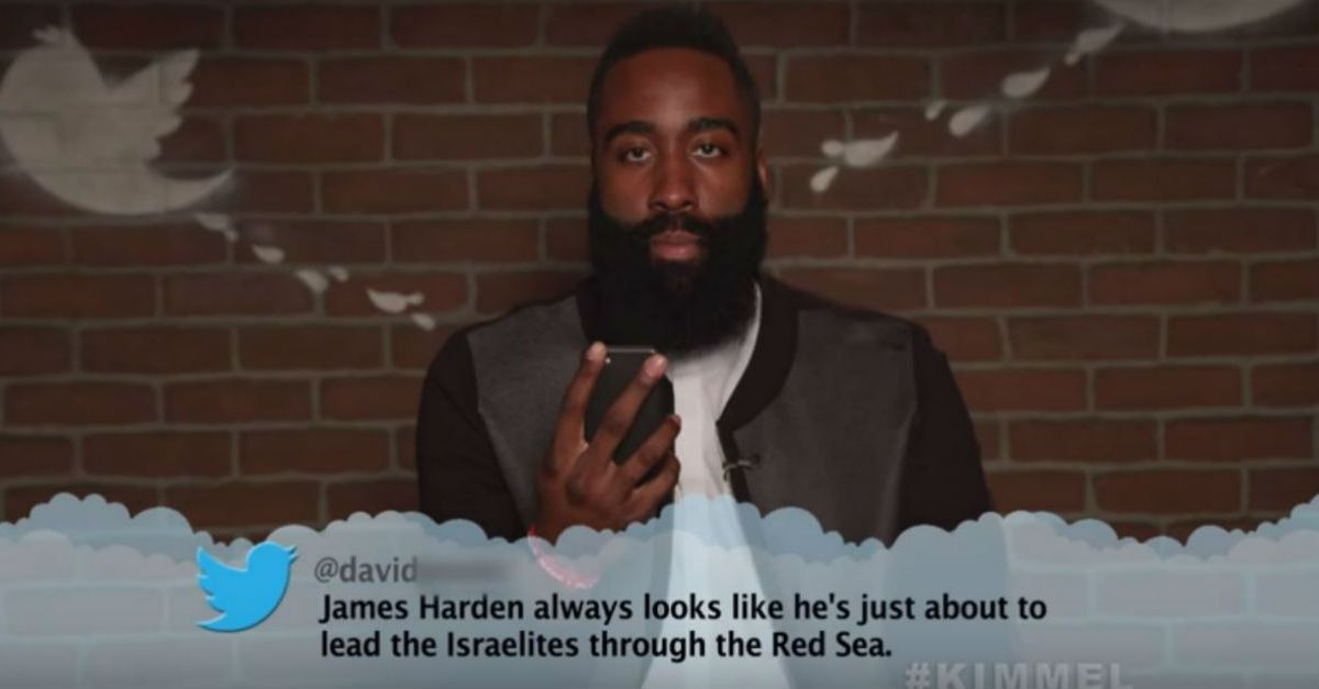 These NBA players thought they were tough until it came time for them to read mean tweets