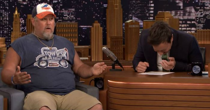"Larry the Cable Guy on the Time He Almost Got Beat up at the ""Family Water Park"""
