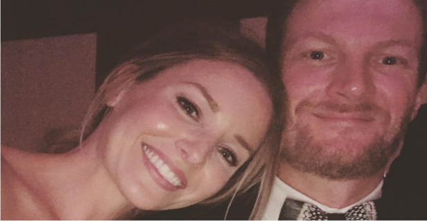 Dale Earnhardt Jr. and wife Amy share heartfelt messages on milestone day