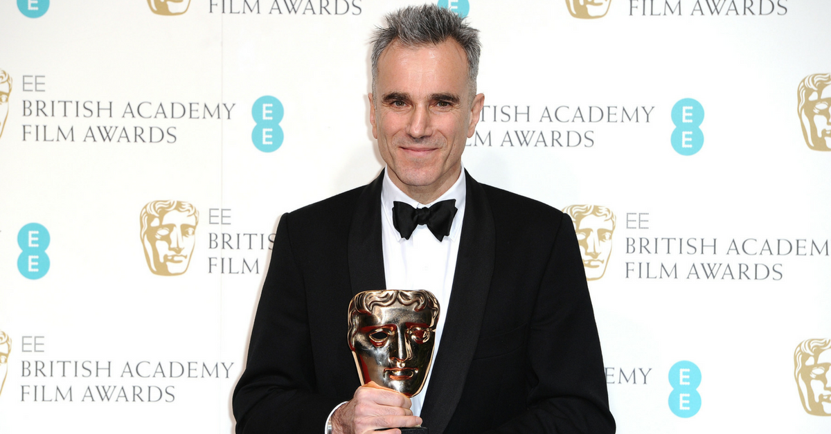 Three-time Oscar winner Daniel Day-Lewis makes a huge announcement about his acting career