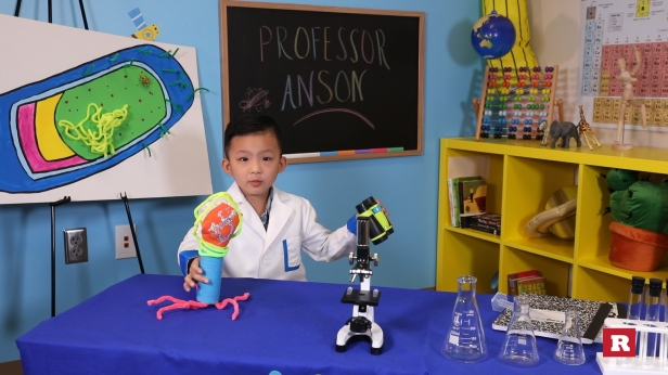 Feeling sick? This 5-year-old genius can help explain those pesky bugs that cause illnesses