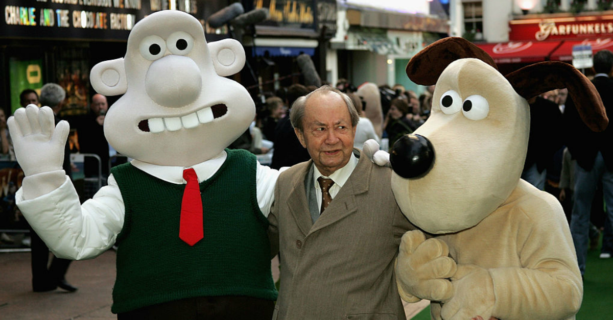 The man who starred in one of the most beloved animated film franchises of all time has passed away at 96