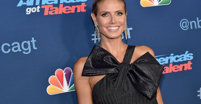 Queen of Halloween Heidi Klum outdoes herself again with this Michael Jackson inspired costume