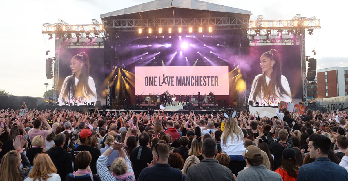 Ariana Grande's One Love Manchester benefit concert has raised an enormous sum of money for victims of terrorism