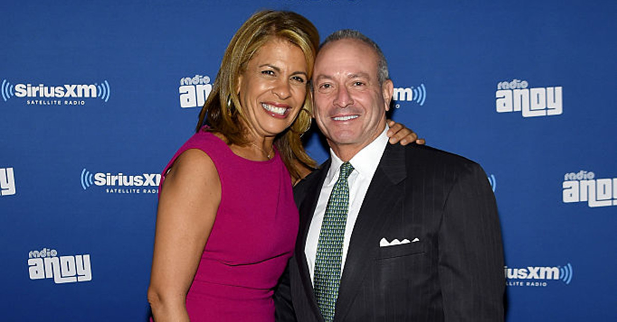 Hoda Kotb shared the most adorable and loving tribute to Joel Schiffman in honor of their anniversary