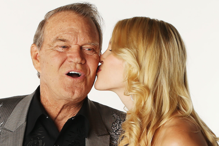 "Glen Campbell's family gets ""little glimpses"" of how he used to be"