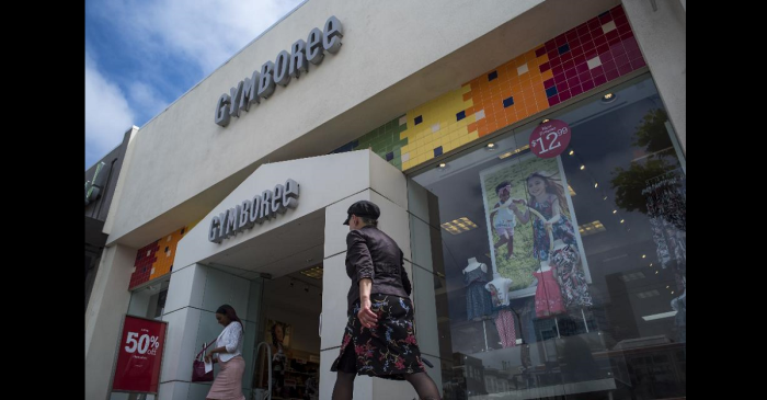 A major children's retailer just declared bankruptcy and will soon close hundreds of its stores