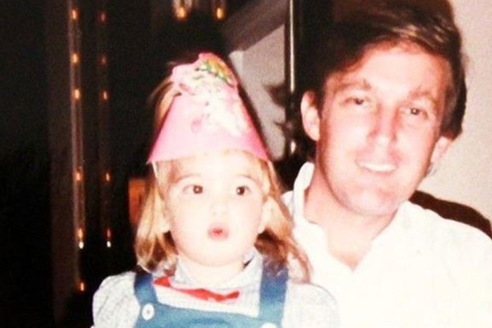 """Ivanka Trump posted the most adorable throwback in honor of her """"incredible"""" father's birthday"""
