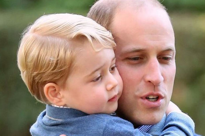 The royal family celebrated Father's Day with beautiful tributes to all of the loving dad's in the world