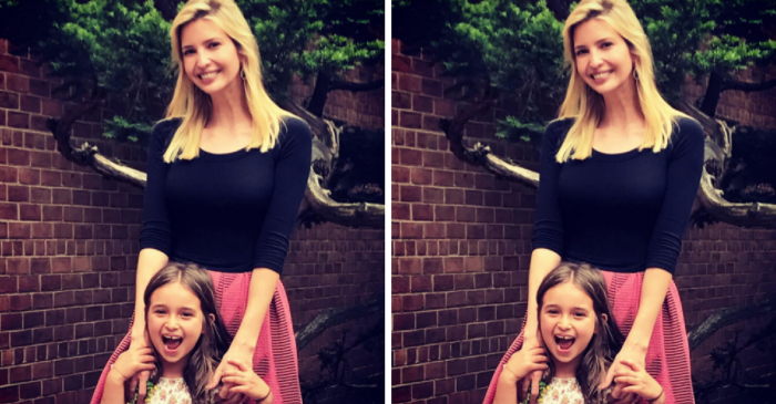 On her daughter's last day of school, Ivanka Trump looks forward to the family's first D.C. summer