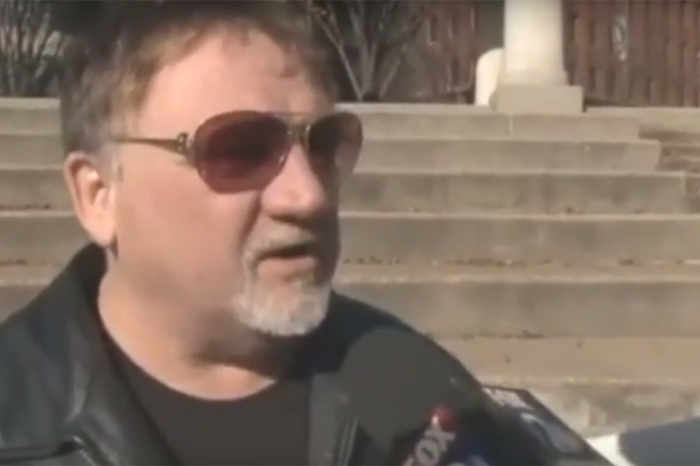 The Alexandria shooter's anger toward the government was evident as far back as 2011 in this interview