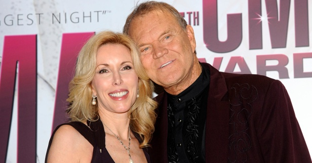 Glen Campbell's wife speaks out about the severity of his current condition