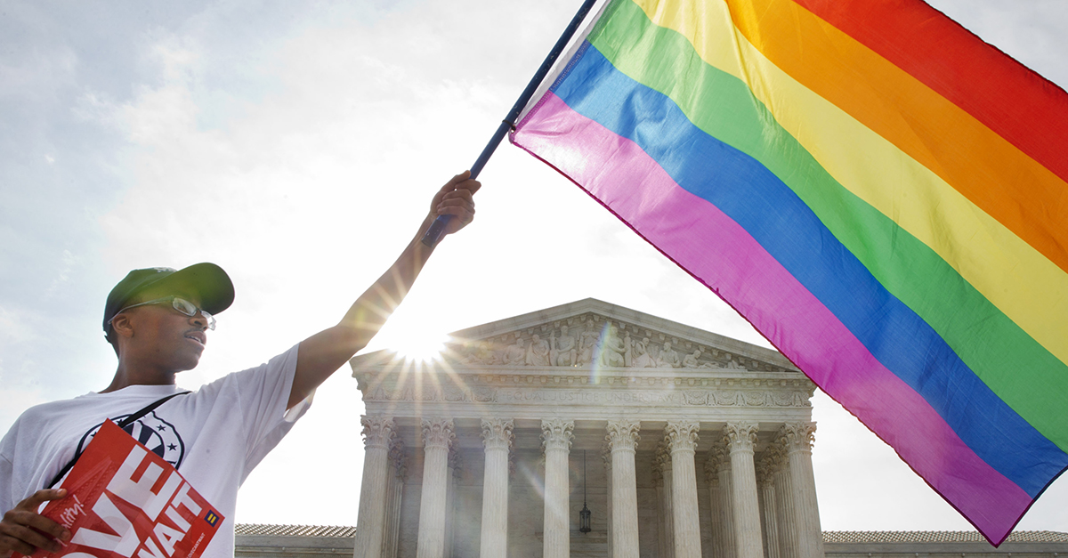 Same-sex marriage is the law of the land, but it still hasn't reached Waco courthouses