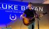 Luke Bryan backstage