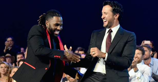 Luke Bryan re-teams with an R&B superstar for another stellar collaboration