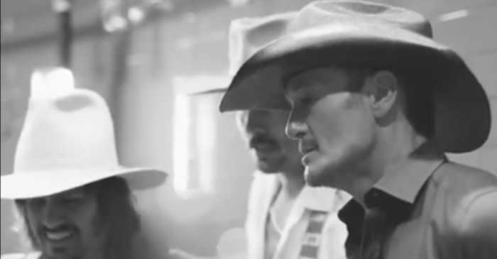 When Tim McGraw joins forces with this Texas band, the results are mind-blowing