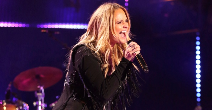 Miranda Lambert takes downtown Nashville by storm with her latest message