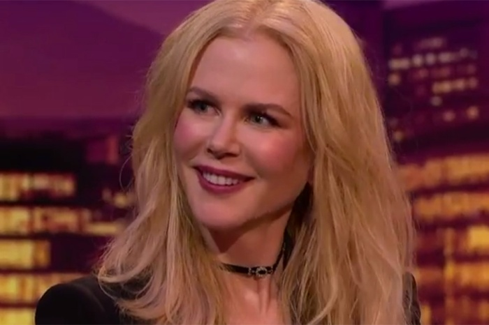 Nicole Kidman squirms when she's asked this question about Keith Urban