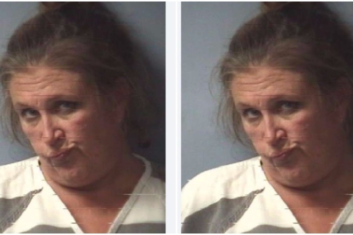 Police say this Texas woman was wandering naked from the waist down and trying to get some